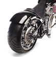 Harley Wide tire conversion kits for Fat Tires, Harley