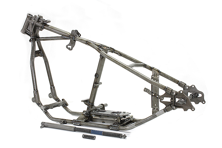 HARLEY FRAME 1948 REPLICA FOR SHOVEL HEAD AND PAN HEAD FITMENT 4 ...