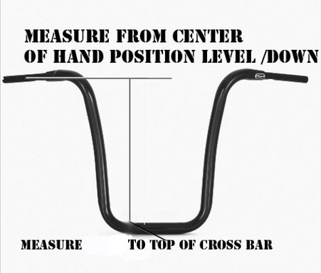 IMPORTANT HOW TO MEASURE CARLINI HANDLEBARS