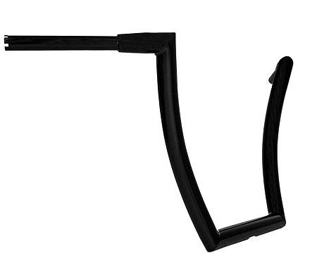 Yamaha ape hangers black handlebars custom harley for Yamaha bolt ape hangers
