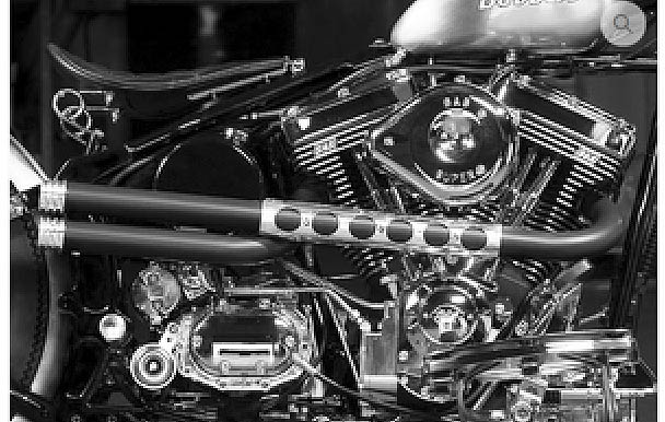 SPORTSTER EXHAUSTS EVO OR IRON HEAD USA MADE - Custom Harley