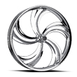 34 INCH BAGGER WHEEL BY METALSPORT THE DON JUAN TORQUE