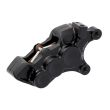 "6-PISTON DIFFERENTIAL BORE BRAKE CALIPERS, 11.8"" BLACK"