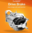 BAKER TRANSMISSION DRIVE BRAKE RIGHT SIDE DRIVE 6 SPEED