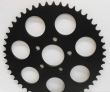 HARLEY Black Rear Sprockets, All Tooth Sizes