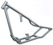 CUSTOM MOTORCYCLE CHOPPER FRAMES SOFTAILS OR RIGIDS FELON CHOPPER FRAME