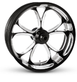 3D CUSTOM HARLEY WHEELS THE LUXE