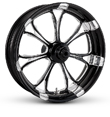 3D USA MADE CUSTOM HARLEY WHEELS THE PARAMOUNT WHEEL