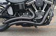 DYNA BLACK BIG RADIUS EXHAUST