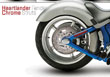 E-Z 240 Rear Fender Conversion for Breakout® and Fatboy® 2018 to Present
