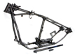 HARLEY FRAME 1948 TO 1954  REPLICA FOR SHOVEL HEAD AND PAN HEAD FITMENT 4 SPEED