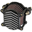 HARLEY AIR CLEANERS , 2000 UP SOFTAIL, 1991 UP SPORTSTERS Omega Air Cleaner