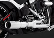 HARLEY EXHAUSTS SOFTAILS, BREAKOUTS, ROCKERS  2 INTO 1 HIGH OUTPUT SHORT SHOTS