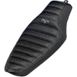 MOTORCYCLE SEATS Banana Seat - Black Tuck n' Roll