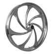 "METALSPORT POLISHED WHEEL 26 ""ROXXY SEVEN TORQUE"""