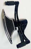 "SUZUKI M-109 HEEL TOE WITH FLOORBOARDS 3"" EXTENDED FORWARD CONTROLS"