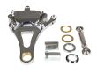Springer Front End Brake Caliper Kit Left Side Chrome