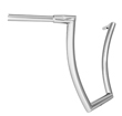 YAMAHA APE HANGERS CHROME 1.5  BY CARLINI