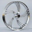 NEW METALSPORT WHIP WHEEL FOR BAGGERS & CUSTOMS