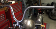 BOBBER BARS CHROME USA MADE