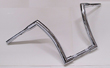 CHOPPER HANDLEBARS CHROME 1.5 OD, 14S & 16S