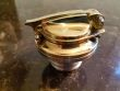 HARLEY BRASS GASCPAS / FITS HARLEY , BIG DOG & HOT RODS