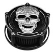 Air Cleaner for Harley Davidson: SKULL