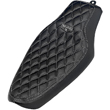 MOTORCYCLE SEATS Banana Seat - Black Diamond
