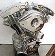 93 Ci. Shovelhead Engine With Distributor