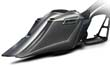 NEW HARLEY STRETCHED BAGS  Long Baller Rear End 2009 to 2013