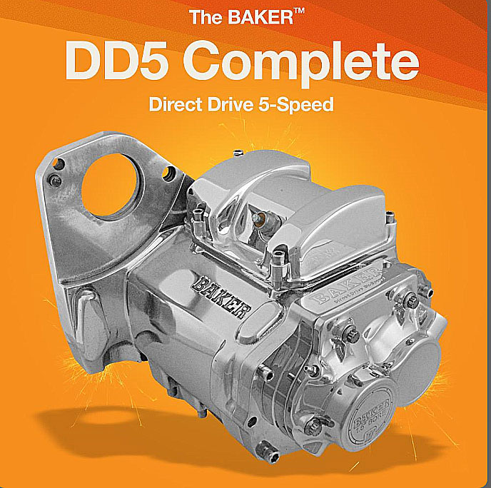 6-into-4 Complete Transmission -